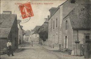 Saint-Pierre-de-Cheville Saint-Pierre Route Sille Bourg x / Saint-Pierre-de-Cheville /Arrond. de La Fleche