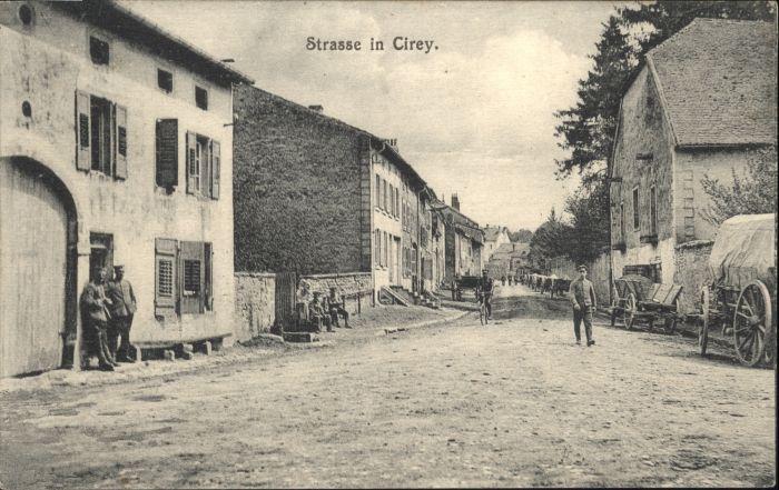 Cirey-sur-Vezouze  / Cirey-sur-Vezouze /Arrond. de Luneville