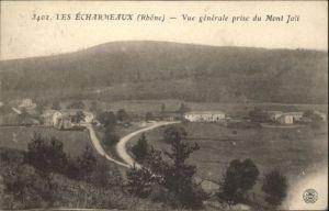 Poule-les-Echarmeaux Les Echarmeaux Rhone Mont Joli x / Poule-les-Echarmeaux /Arrond. de Villefranche-sur-Saone