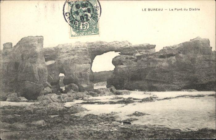 Le Bureau Saint Palais Le Bureau Pont Diable x / Le Bureau /Arrond. de Rochefort