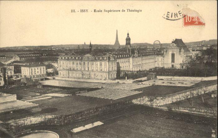 Issy-les-Moulineaux Ecole Superieure de Theologie x / Issy-les-Moulineaux /Arrond. de Boulogne-Billancourt