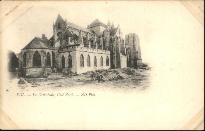 Dol-de-Bretagne Cathedrale * / Dol-de-Bretagne /Arrond. de Saint-Malo