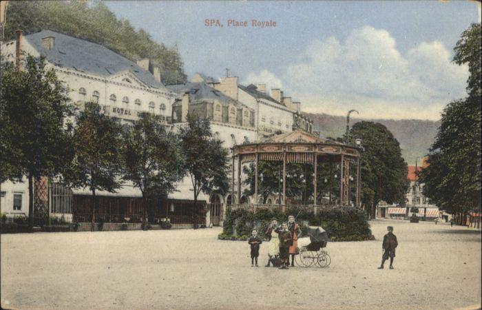 Spa Place Royale *