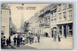 Saint-Trond Saint-Trond St Truiden Luikschestraat Rue Liege * /  /