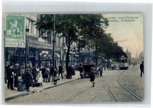 Anvers Antwerpen Anvers Avenue de Keyser Strassenbahn x /  /