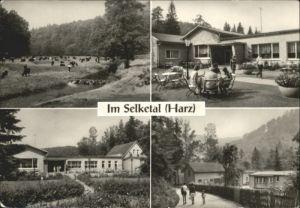 Falkenstein Harz Selketal Ferienheim Selkemuehle * / Falkenstein Harz /Harz LKR