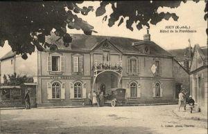 Jouy d Eure-et-Loir Hotel de la Providence * / Jouy /Arrond. de Chartres