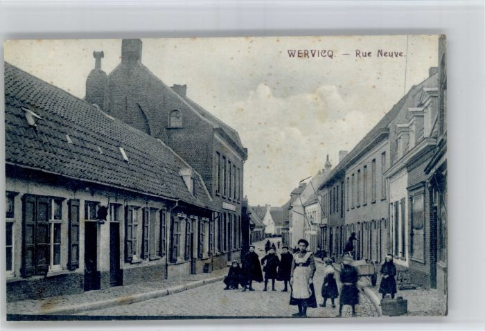 Wervik Wervik Rue Neuve * /  /