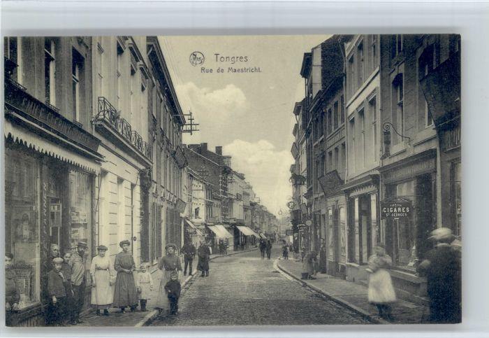Tongres Tongres Rue de Maestricht Cigares St Georges * /  /