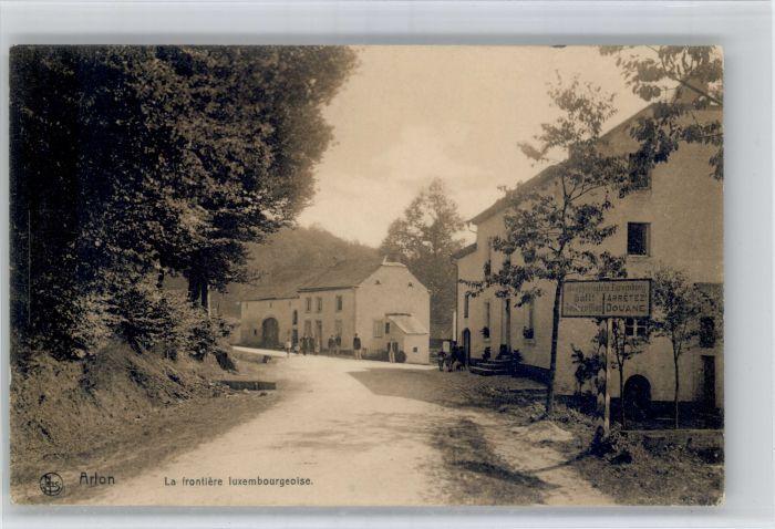 Arlon Wallonie Arlon Frontiere Luxembourgeoise x /  /