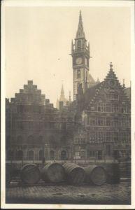 Gent Gand Flandre Gent [handschriftlich]  * /  /