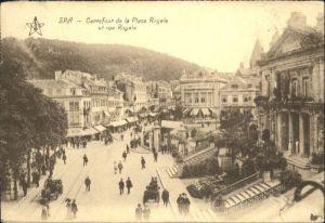 Spa Carrefour Place Royale Rue Royale x