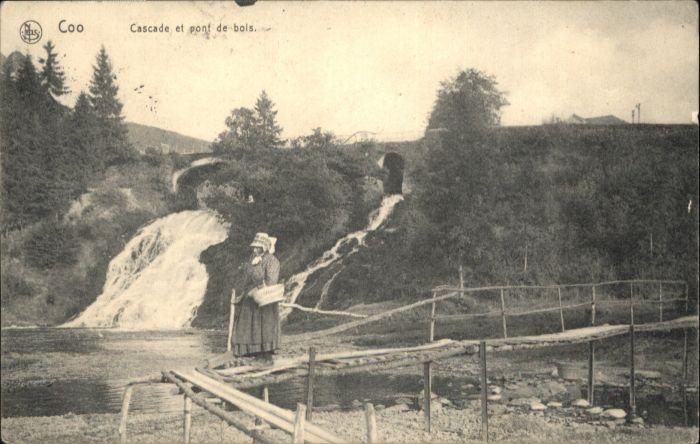 Coo Cascade Pont Bois x