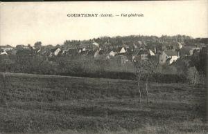Courtenay Loiret  / Courtenay /Arrond. de Montargis