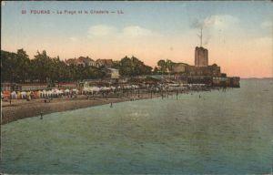 Fouras Charente-Maritime Plage Citadelle * / Fouras /Arrond. de Rochefort