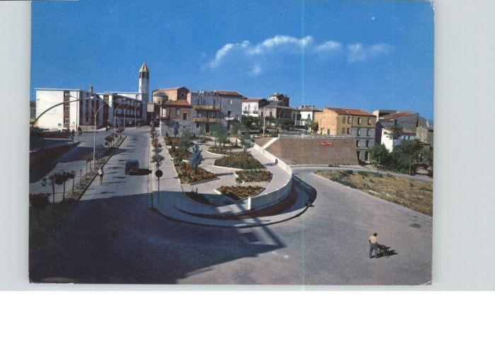 Montenero di Bisaccia Montenero di Bisaccia Vittorio Argentieri Piazza Liberta x / Italien /Italien