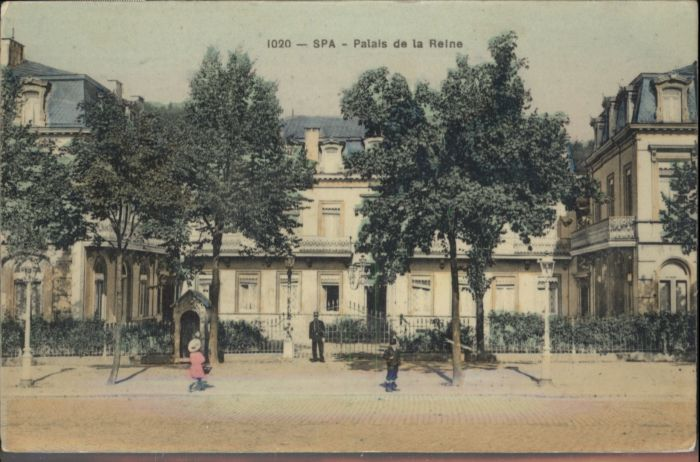 Spa Palais Reine x