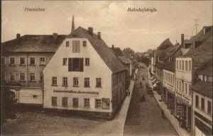 Hainichen Sachsen Bahnhofstrasse * / Hainichen Sachsen /Mittelsachsen LKR