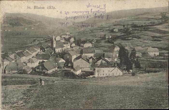 Saint-Blaise-la-Roche St Blaise Elsass x / Saint-Blaise-la-Roche /Arrond. de Molsheim