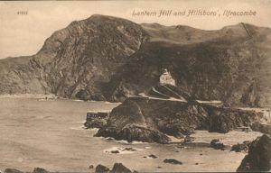 Ilfracombe North Devon Ilfracombe Lantern Hill Hillsboro * / North Devon /Devon CC