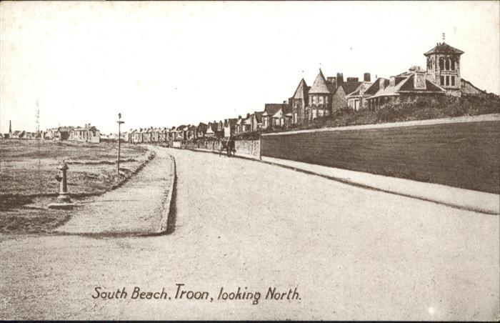 Troon South Ayrshire  South Beach * / South Ayrshire /South Ayrshire