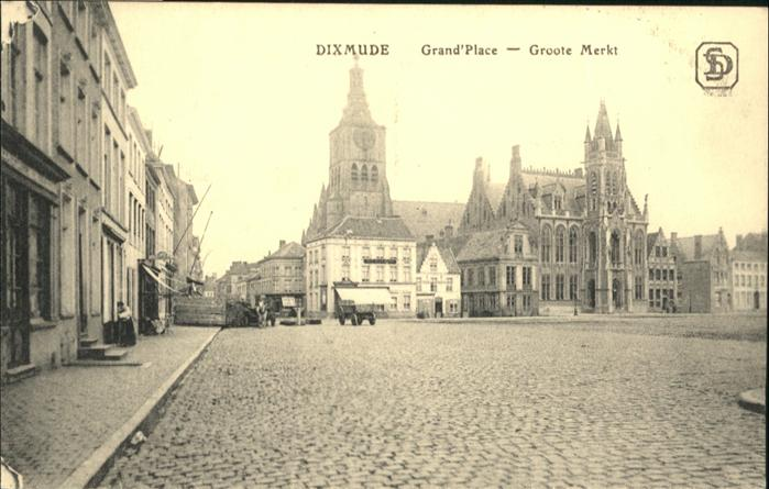 Dixmude Grand Place *
