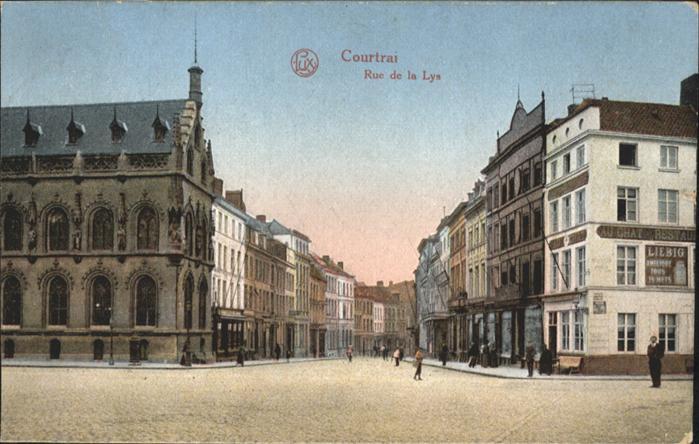 Courtrai Rue de la Lys x