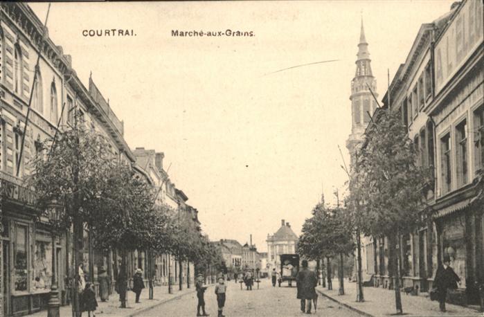 Courtrai Marche-aux-Grains *