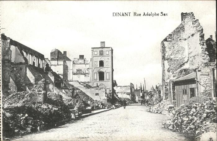 Dinant Rue Adolphe Sax *