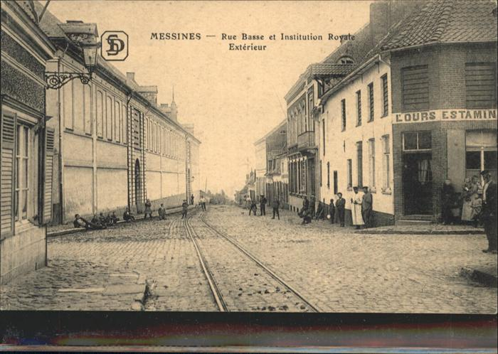 Messines Rue Basse