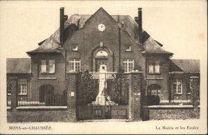 Chaussee Mairie Ecoles *