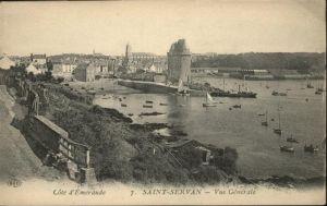 Saint-Malo Ille-et-Vilaine Bretagne  / Saint-Malo /Arrond. de Saint-Malo