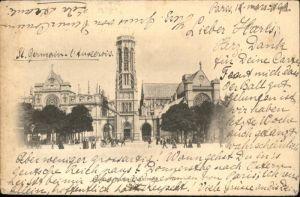 Paris l'Eglise / Paris /Arrond. de Paris