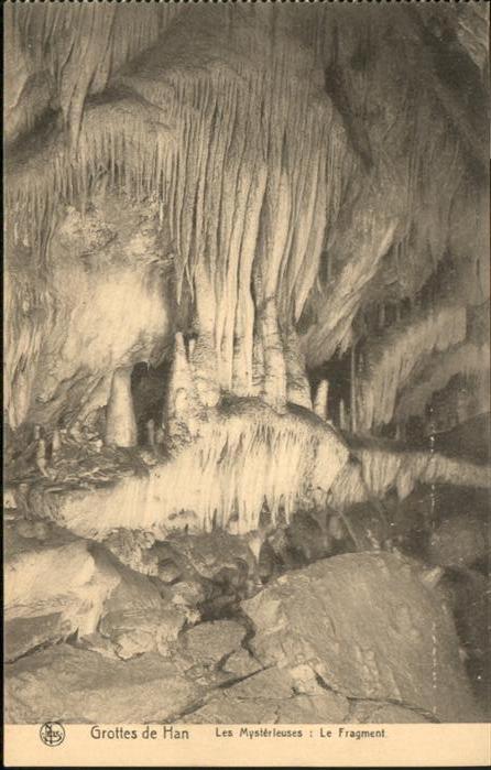Han-du-Han Grottes de Han /  /