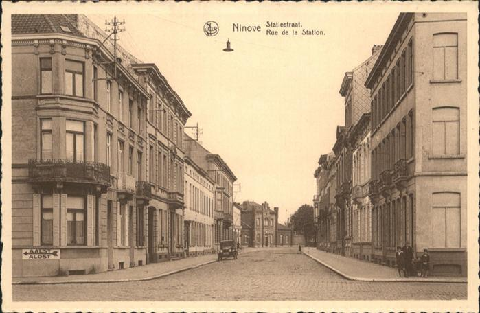 Ninove Rue de la Station