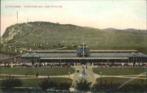 Ilfracombe North Devon Capstone Hill Pavilion / North Devon /Devon CC