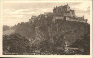 Edinburgh Edinburgh Castle / Edinburgh /Edinburgh
