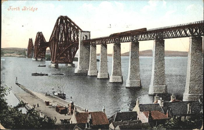 Edinburgh Forth Bridge / Edinburgh /Edinburgh