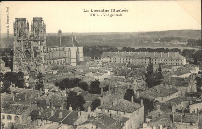 Toul Meurthe-et-Moselle Lothringen  / Toul /Arrond. de Toul