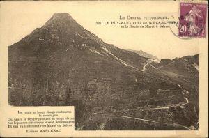 Puy Mary Cantal Pittoreque Le Puy-Mary  / Le Claux /Arrond. de Saint-Flour