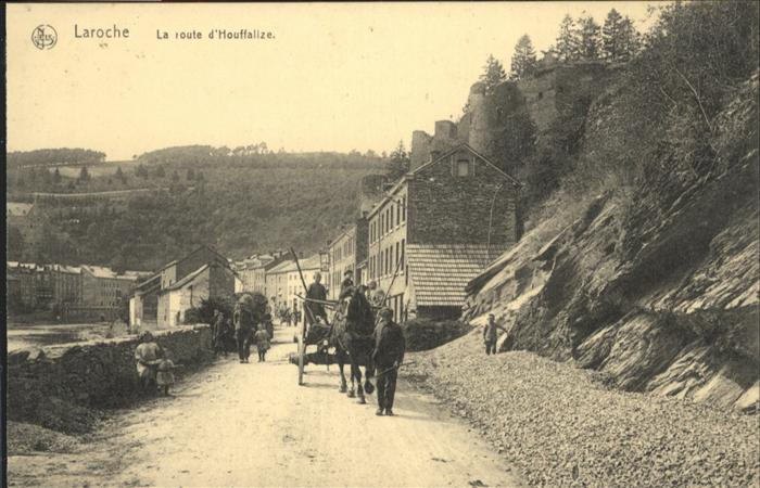 Laroche Liege Route d`Houffalize /  /