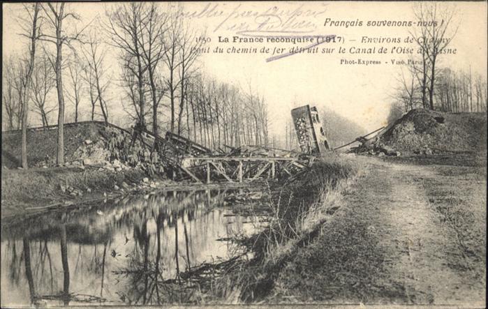 Chauny Aisne Environs / Chauny /Arrond. de Laon