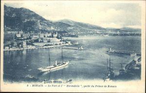 Monaco Port Hirondelle  / Monaco /