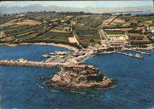 Giens Var Fliegeraufnahme  / Hyeres /Arrond. de Toulon