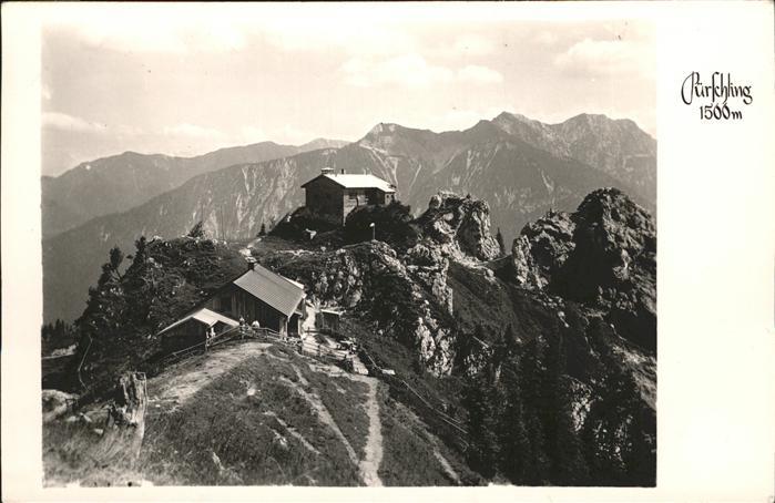 Unterammergau Puerschling / Unterammergau /Garmisch-Partenkirchen LKR