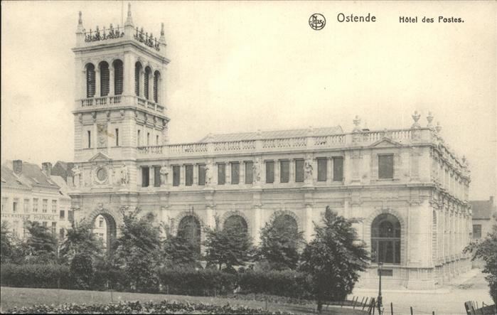 Ostende Flandre Hotel des Postes /  /