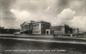 Ceylon Sri Lanka Galle Face Colombo Parlament /  /