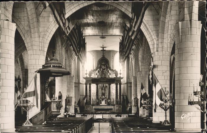 Ile de Re St. Martin de Re Altar Kirche / Saint Martin de Re /La Rochelle