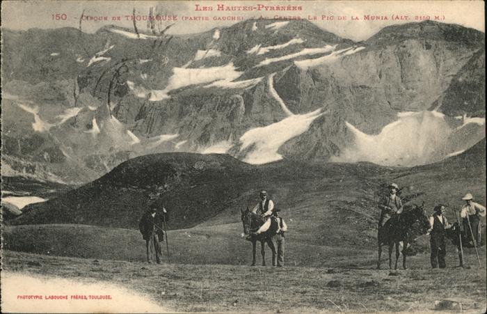 Tarbes Pferd / Tarbes /Arrond. de Tarbes
