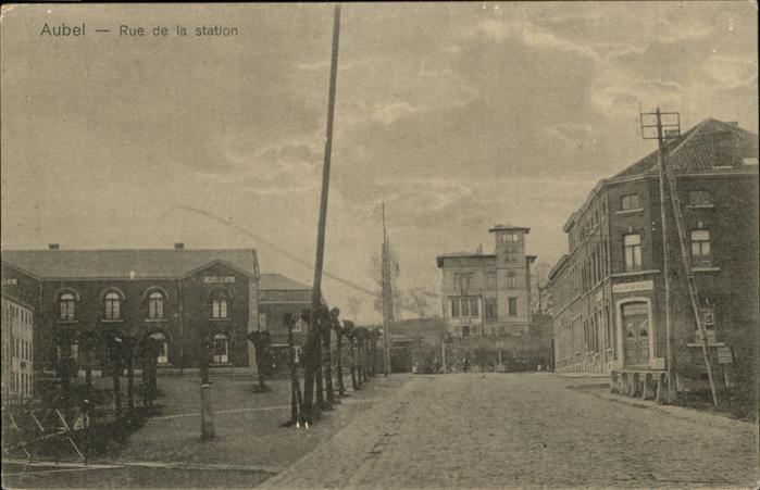 Aubel Rue de la station